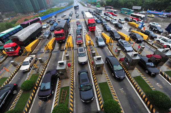 Китай. Проезд по всем дорогам с 17 февраля стал бесплатным