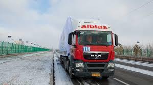 Стартовала первая перевозка из Китая в Бельгию по МДП с оформлением в Урумчи