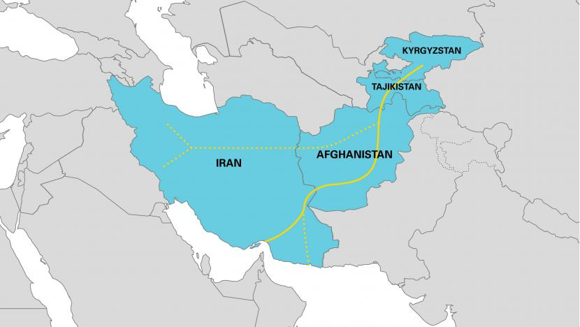 Kyrgyzstan-Tajikistan-Afghanistan-Iran (KTAI) corridor opens for TIR