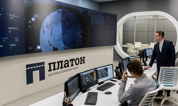 Россия. Оператор «Платона» стал оператором навигационных пломб