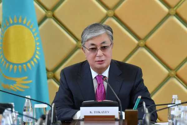 Президент Казахстана Касым-Жомарт Токаев выступил с телевизионным обращением к гражданам  страны.