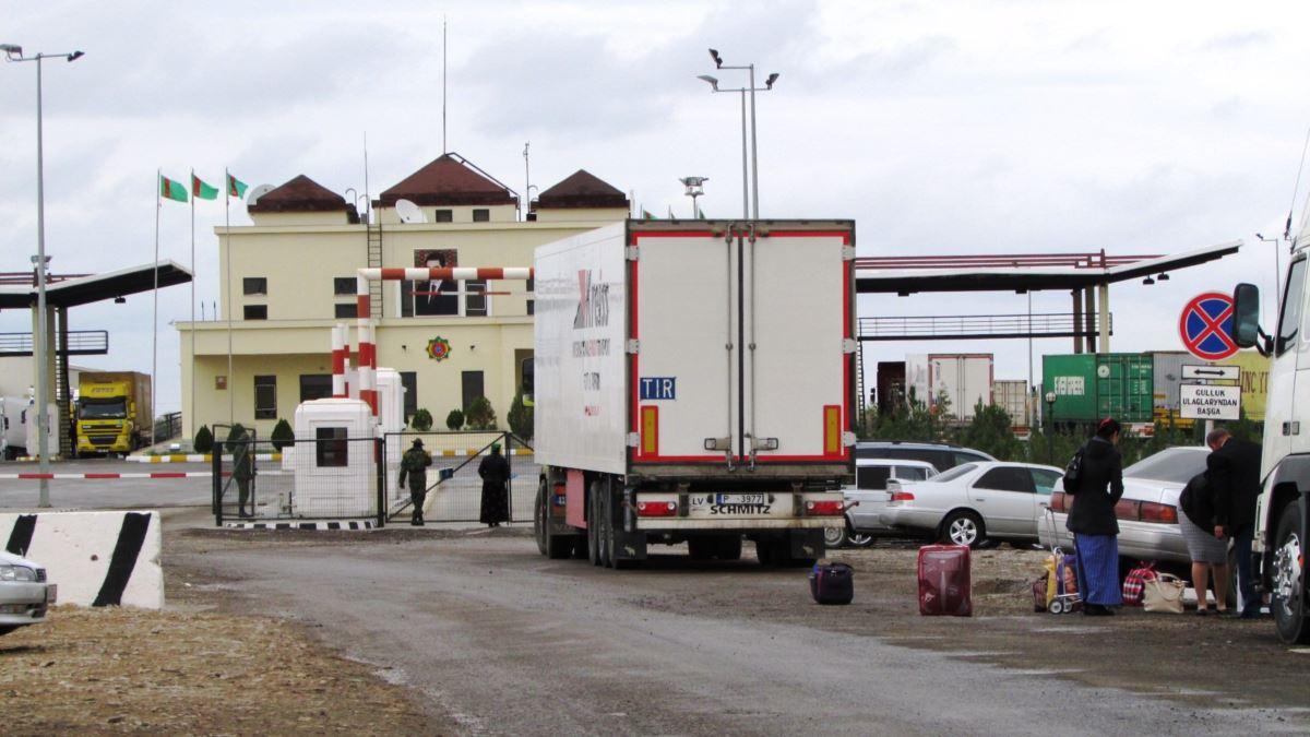 Туркменистан. Об ограничении въезда и транзита грузового транспорта с 1 апреля по 1 мая 2020 года