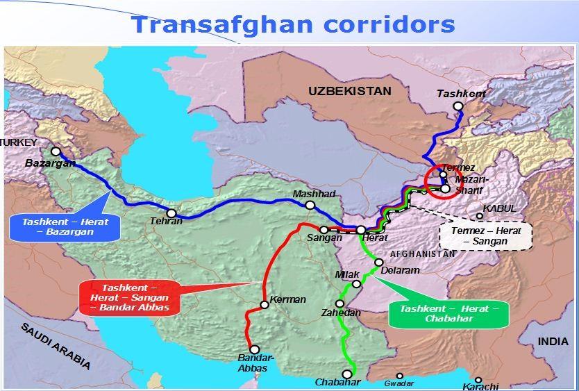 О выполнении грузовых перевозок между Республикой Узбекистан и Иранской Исламской Республикой, Исламской Республикой Афганистан