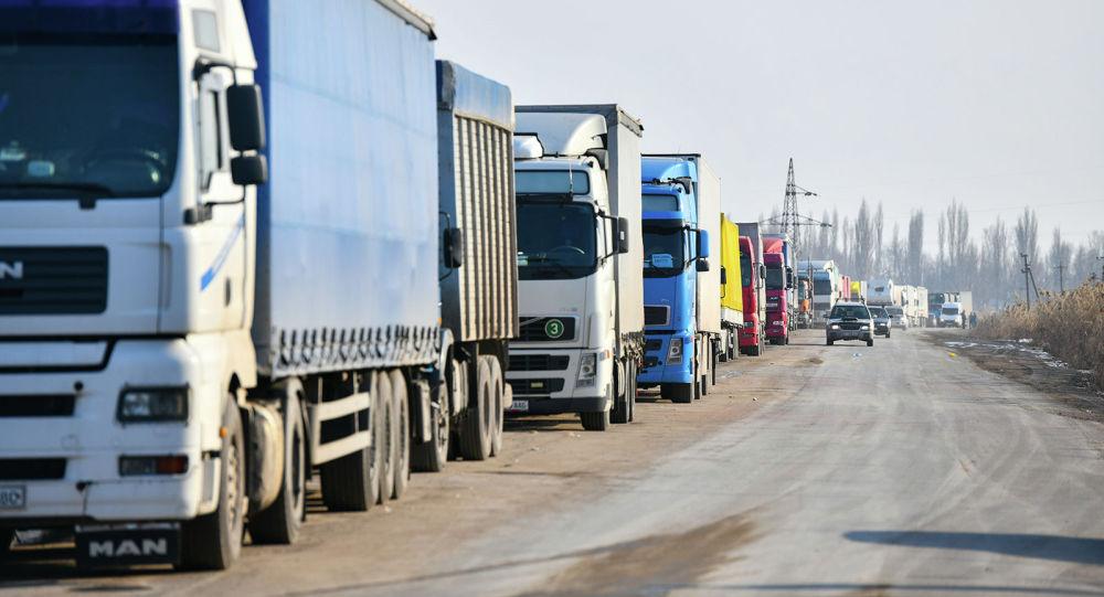 Простои транспортных средств при пересечении российско-казахстанской границы на МАПП «Павловка»