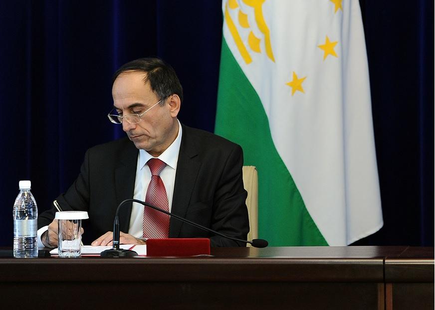 Азим Иброхим при поддержке президента и премьер-министра получил новую должность