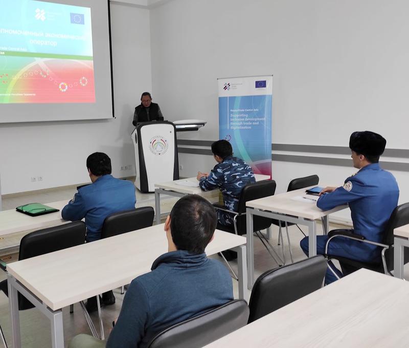 Подготовка тренеров для обучения сотрудников РТУ