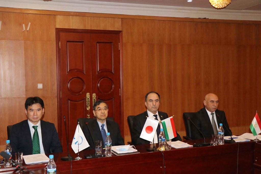 JICA и Минтранс Таджикистана рассказали о результатах дорожных проектов