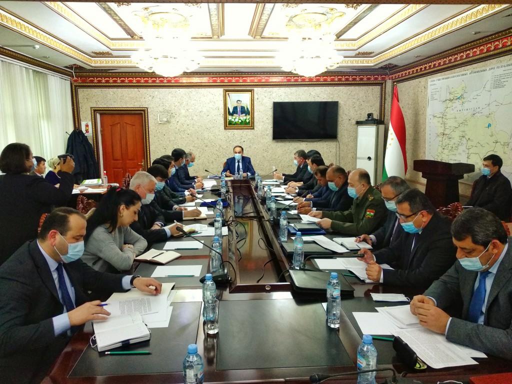 Омодагӣ ба ҷаласаи навбатии Комиссияи байниҳукуматии дуҷониба бо Ҷумҳурии Исломии Афғонистон