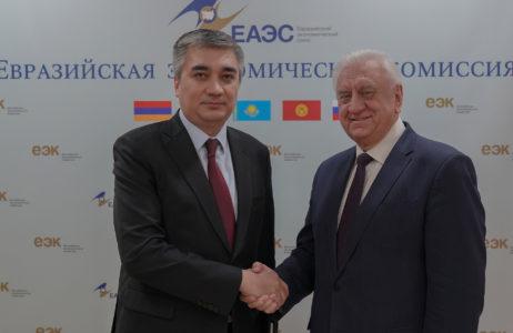 ЕАЭС. В условиях пандемии евразийские страны ориентированы на реализацию транзитного и логистического потенциалов